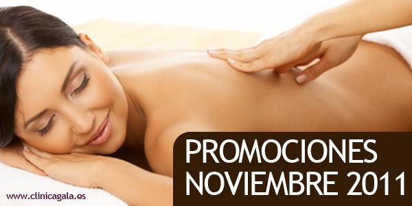 Clinica Gala Ofertas Noviembre 2011