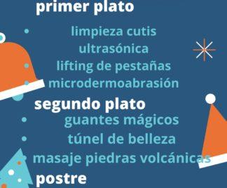 menu navidad
